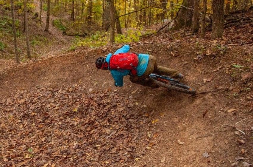 Top five tech features of Arkansas single track