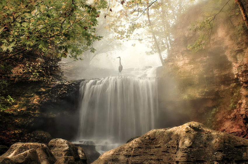 Catching Magic: Photographing waterfalls in Bella Vista